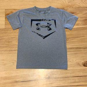Boys size 6 Under Armour Shirt